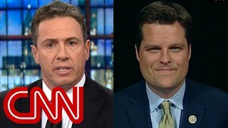 CNN anchor, GOP congressman debate FBI texts