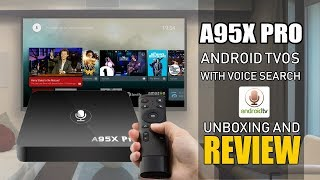 A95X Pro Android box Review