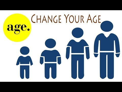 How to Change your Age In YouTube