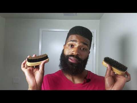 How To Choose The Best Beard Brush | Beginners