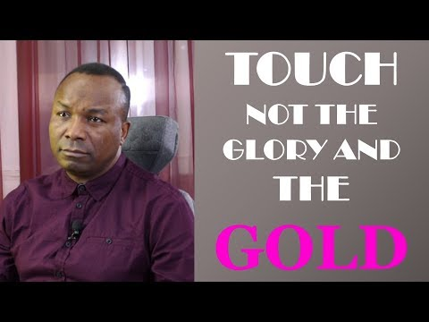 2018-06-05: THE GENERATION OF TEMPLE CLEANSERS AND IDOLSMASHERS: TOUCH NOT THE GLORY AND THE GOLD