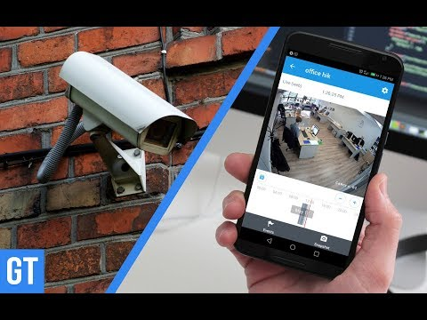 How to Use Android Phone As CCTV Security Camera