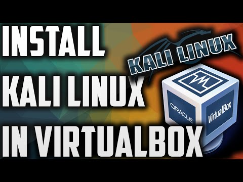 HOW TO INSTALL KALI LINUX IN VIRTUALBOX WINDOWS