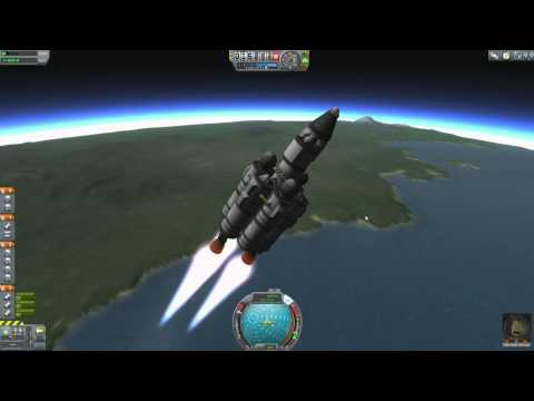 Kerbal Space Program - Recovery And Reuse Tutorial in First Contract