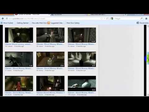 trucchi,soluzione,video di hitman blood money(guardate il mio sito )