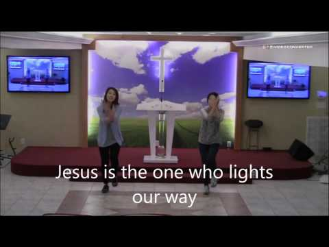 Lovecorps Alberta 2016- He is the light