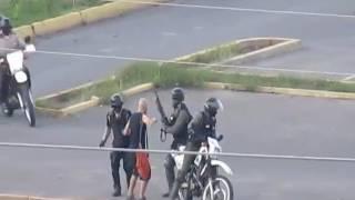 Infame golpista . Venezuela.
