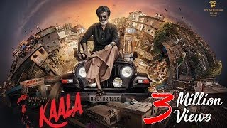 Kaala: Official Hindi Trailer (2018) | Rajinikanth Movie | Hindi Dub |Nana Patekar | Huma Qureshi
