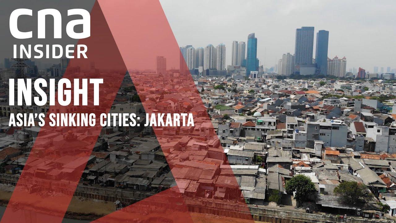 Asia's Sinking Cities: Jakarta | Insight | Indonesia