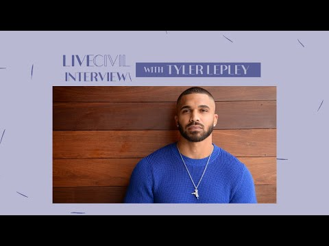 Live Civil Interview with Tyler Lepley