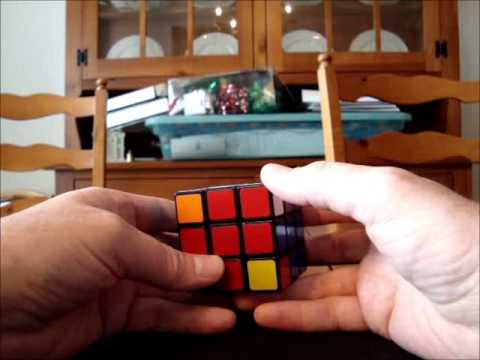 Solve Rubik's Cube without memorization - Part 13 - more 5 corner situations