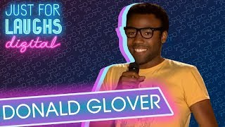 Download Donald Glover - Shaft is Not Our Spider-man Video