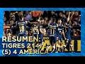 Download           Tigres 2 (4)-(5) 4 Club América | Resumen - Todos los Goles |4tos Vuelta | Apertura 2019 MP3,3GP,MP4
