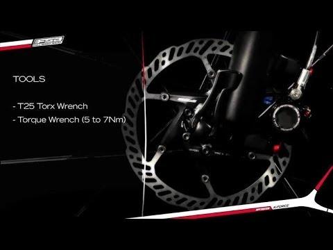 How To Replace MTB Disc Brake Rotors - FSA Disc Brakes