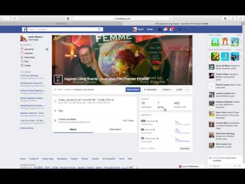 How to add one Facebook event to multiple pages
