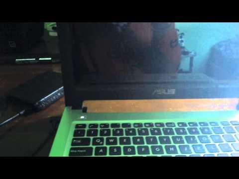 Como entrar a la BIOS de una Laptop ASUS K46C y otros modelos -- How to enter BIOS on ASUS Laptop