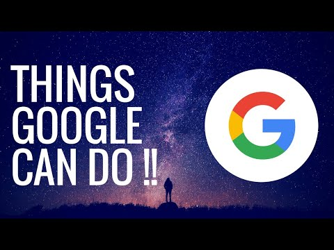 Things Google Can Do !!!