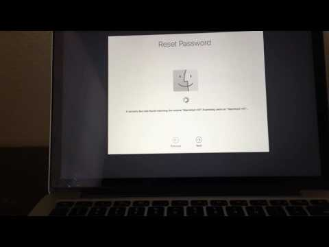 How to Reset your Mac Password on MacBook Pro, MacBook Air, MacBook, iMac, Mac Mini, Mac Pro
