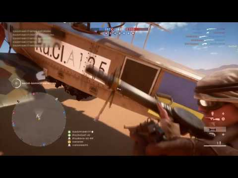 How to land and take off an airplane in Battlefield™ 1