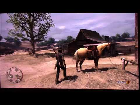 RED DEAD ON XBOX ONE X IS MIND BLOWING!!