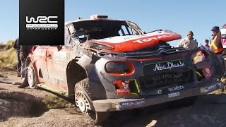 WRC - YPF Rally Argentina 2017: Event Highlights Clip
