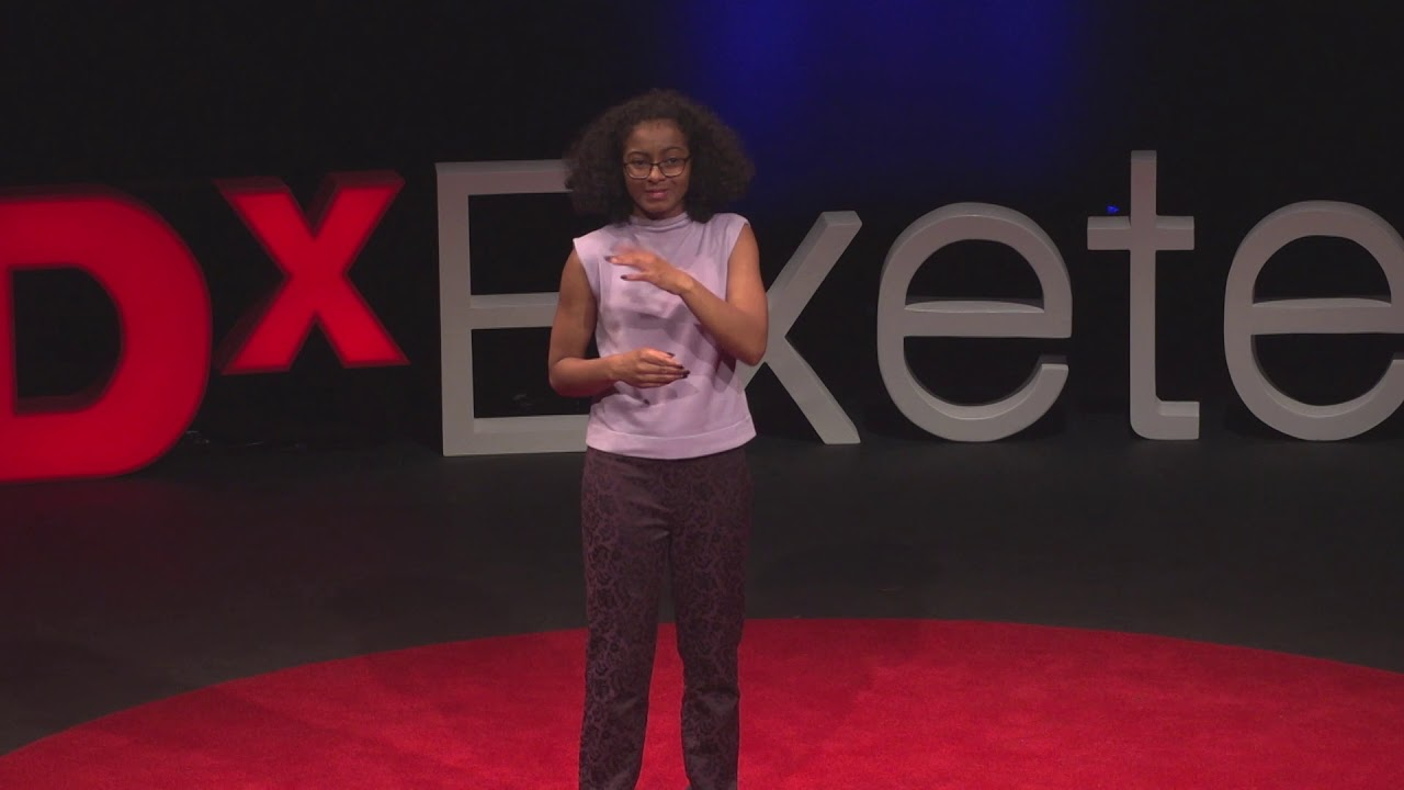 I'm deaf, but we can still talk | Rebekah Afari | TEDxExeter