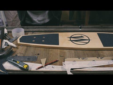 BUILDING A CRUISER BOARD