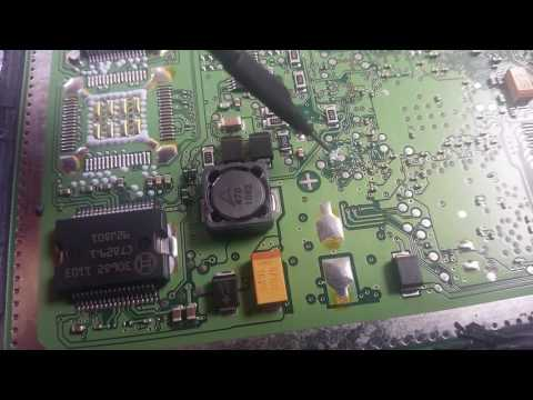 How to clone a Volvo EDC17 CP22 ECU cloning using KTag remapping tool