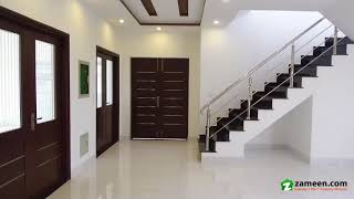 10 MARLA BRAND NEW HOUSE IS AVAILABLE FOR SALE IN STATE LIFE HOUSING SOCIETY LAHORE