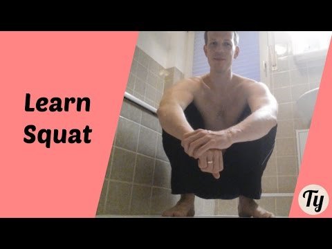 How to (finally) get your Squat Flexibility