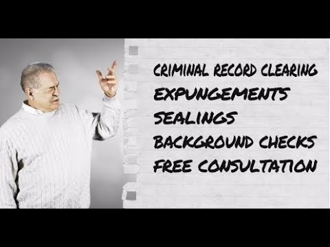 Could You Be Eligible for Criminal Record Clearing?