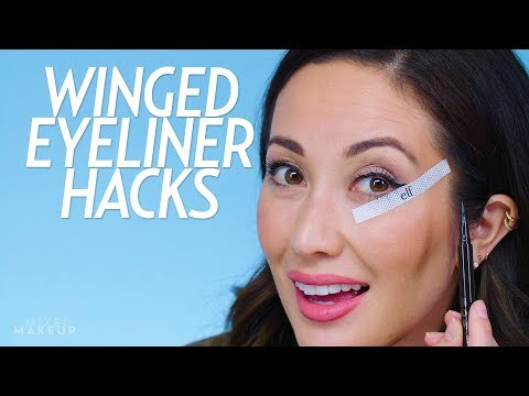 Winged Eyeliner Hacks: 3 Products to Try! | Beauty with Susan Yara