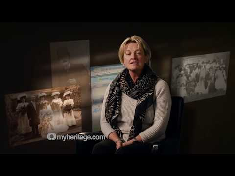 Discover your Family History with MyHeritage.com - UK TV Commercial