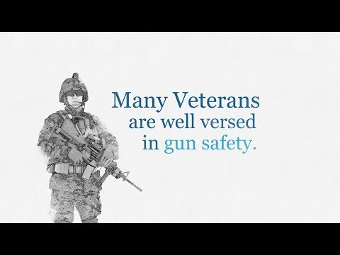 The Veterans Crisis Line: Firearm Safety