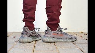 02a375edc27d9 On Feet  Adidas Yeezy Boost 350 V2 (Beluga 2.0)