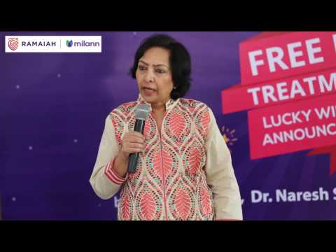 Free IVF treatment | Lucky draw