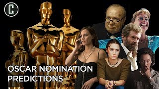 Oscars Nominations - Who Will Get Snubbed, Who Will Get Nominated?