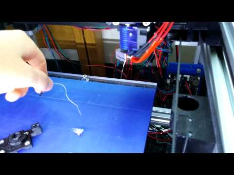 How To Unclog 3D Printer W/O Disassembly (Taulman)
