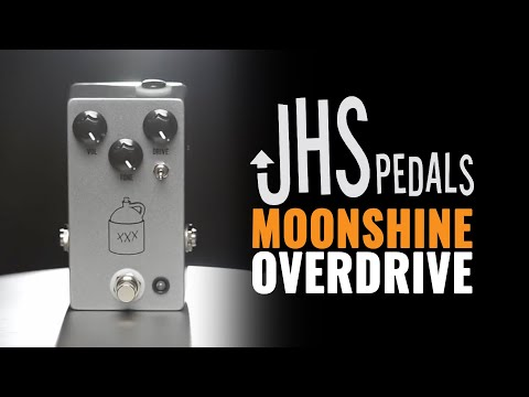 JHS Pedals Moonshine Overdrive Played On Bass