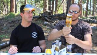 5 Simple Life Hacks Part 9 - How to Open a Beer without Bottle Opener