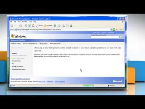 How to Fix Windows® XP Update error 80070490