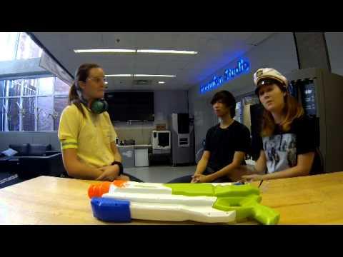 Mythbusters: Lethal Watergun