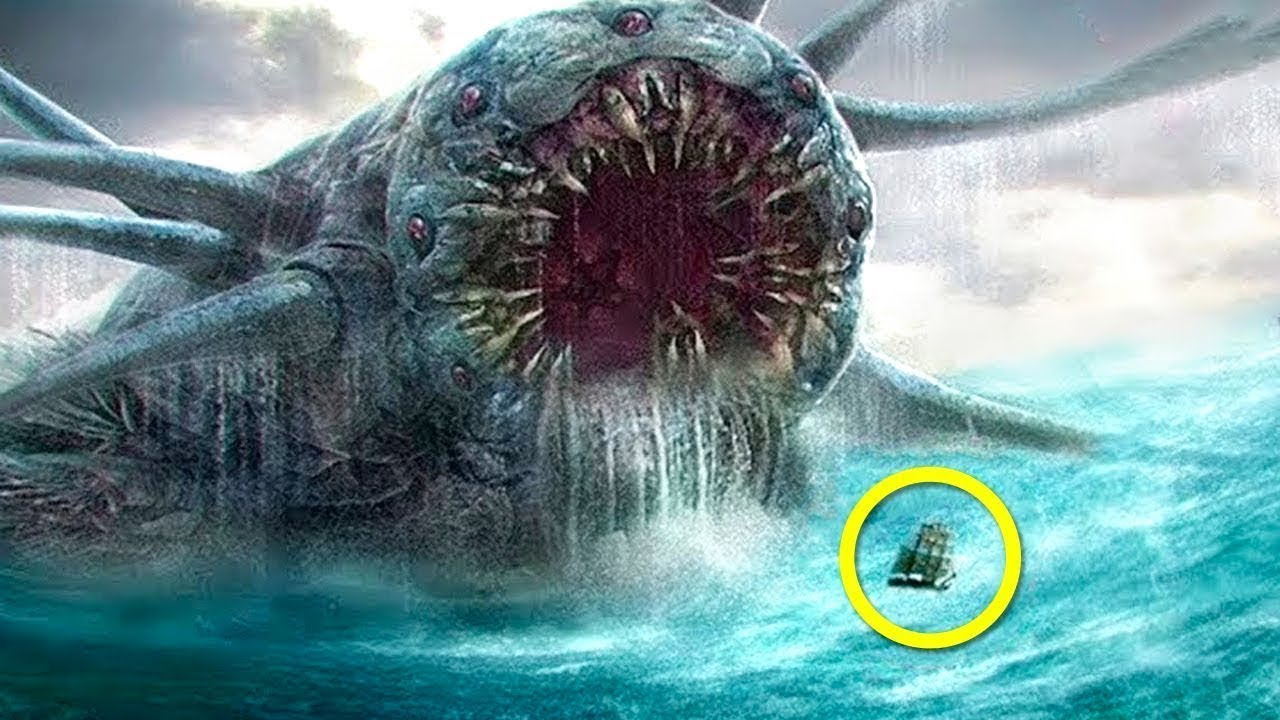 Animals That Were Scarier Than Dinosaurs