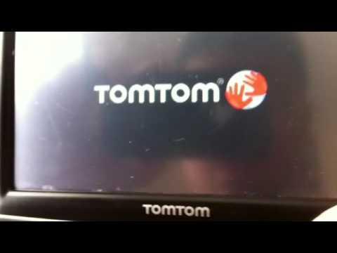 TomTom XXL GPS Secret Menu