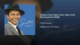 New York- Frank Sinatra