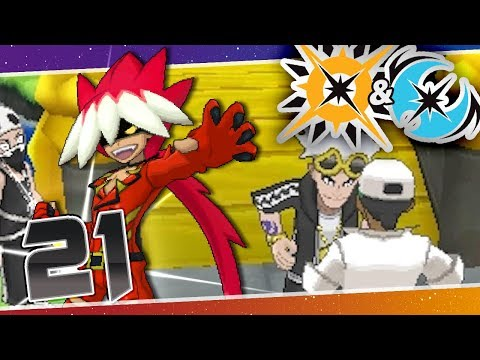 Pokémon Ultra Sun and Moon - Episode 21 | Bad Boys!