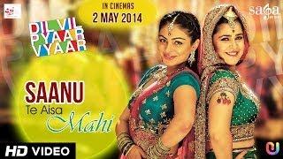 """Saanu Te Aisa Mahi"" Full Song - Sunidhi Chauhan, Harshdeep Kaur | New Punjabi Songs 2014 | Sagahits"
