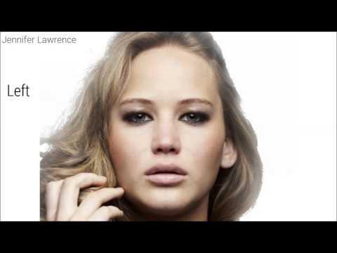 Facial Symmetry of the Celebrities