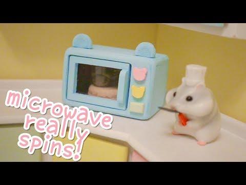 DIY miniature microwave | Building the Hamster Kitchen | Part 4