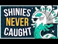 10 Shiny Pokemon You'll Never Catch! ft. TheAuraGuardian | Supreme Countdowns